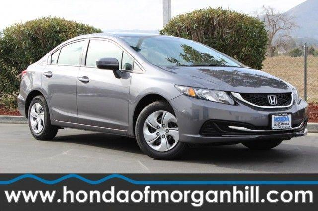 2014 Honda Civic for sale in Morgan Hill CA