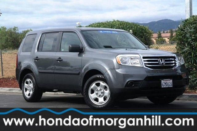 2013 Honda Pilot for sale in Morgan Hill CA