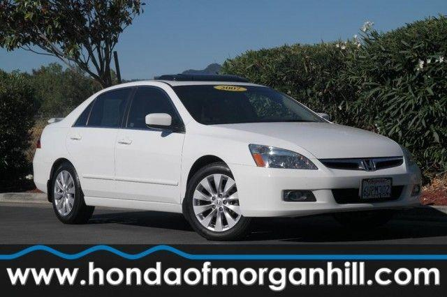 2007 Honda Accord for sale in Morgan Hill CA