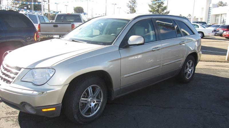 2007 Chrysler Pacifica Touring Awd 4dr Wagon In Sacramento