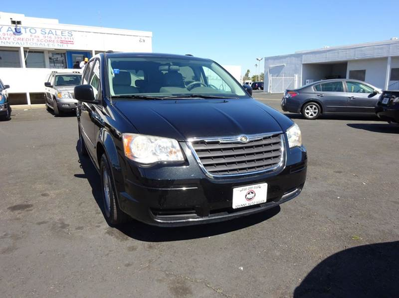 2008 chrysler town and country lx 4dr mini van in sacramento ca johnny auto sales. Black Bedroom Furniture Sets. Home Design Ideas