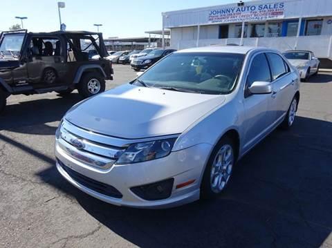 2010 Ford Fusion for sale in Sacramento, CA
