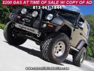 2007 Jeep Wrangler for sale in Tampa FL