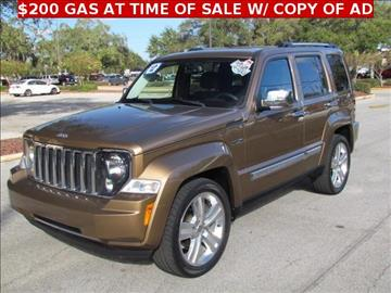 2012 Jeep Liberty for sale in Tampa, FL