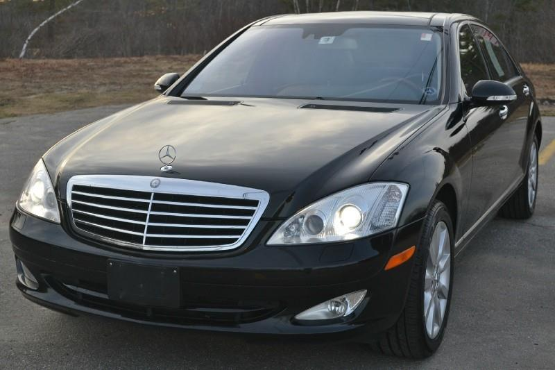 Used 2007 mercedes benz s class s550 4matic awd 4dr in for 2007 mercedes benz s class s550 for sale