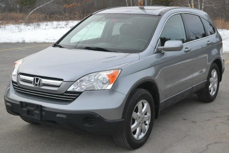 2007 honda cr v 4wd 5dr ex l in hudson nh g k automobile. Black Bedroom Furniture Sets. Home Design Ideas