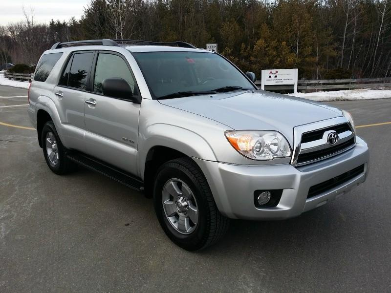 2007 toyota 4runner 4wd 4dr v6 sr5 in hudson nh g k automobile export specialists llc. Black Bedroom Furniture Sets. Home Design Ideas