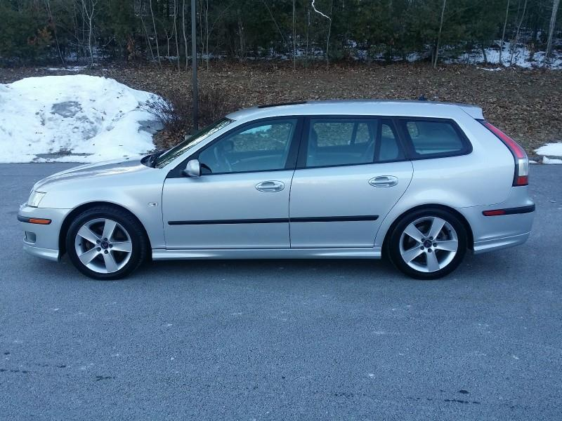 2006 saab 9 3 aero sportcombi 4dr wagon in hudson nh g k. Black Bedroom Furniture Sets. Home Design Ideas