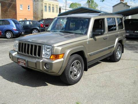 2006 Jeep Commander for sale in New Richmond, OH