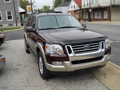 2008 Ford Explorer for sale in New Richmond OH