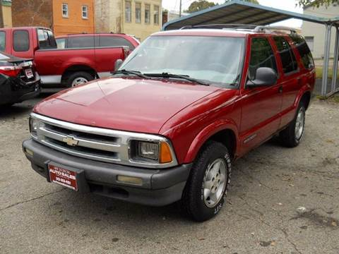 1995 Chevrolet Blazer for sale in New Richmond OH