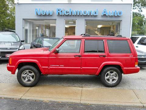 1999 Jeep Cherokee for sale in New Richmond, OH