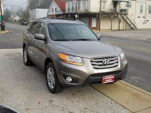 2011 Hyundai Santa Fe for sale in New Richmond OH