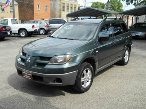 2003 Mitsubishi Outlander for sale in New Richmond, OH