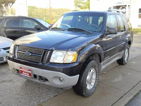 2001 Ford Explorer Sport for sale in New Richmond OH