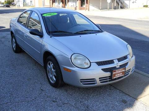 Used Dodge Neon For Sale In Ohio Carsforsale