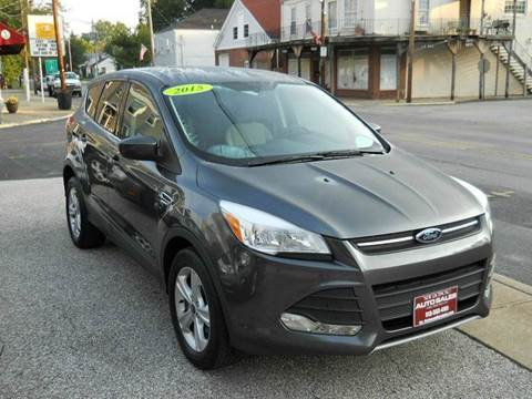 2015 Ford Escape for sale in New Richmond OH
