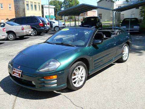 2001 Mitsubishi Eclipse Spyder for sale in New Richmond, OH