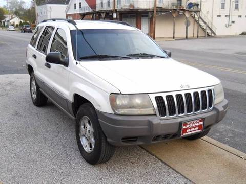 2003 Jeep Grand Cherokee for sale in New Richmond OH