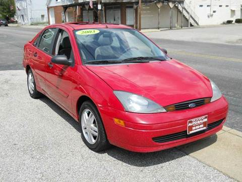 2003 Ford Focus for sale in New Richmond OH