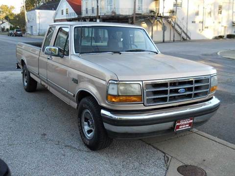 1993 Ford F-150 for sale in New Richmond, OH