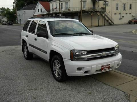 2004 Chevrolet TrailBlazer for sale in New Richmond OH