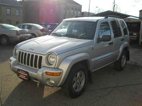 2004 Jeep Liberty for sale in New Richmond, OH