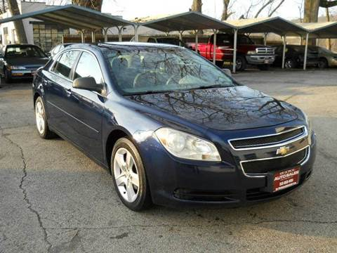2010 Chevrolet Malibu for sale in New Richmond OH