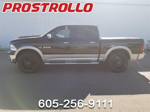 2010 Dodge Ram Pickup 1500 for sale in Madison, SD