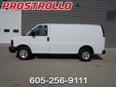 2016 Chevrolet Express Cargo for sale in Madison, SD