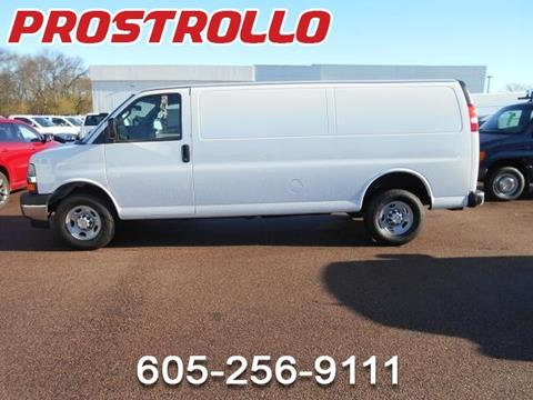 2017 Chevrolet Express Cargo for sale in Madison, SD
