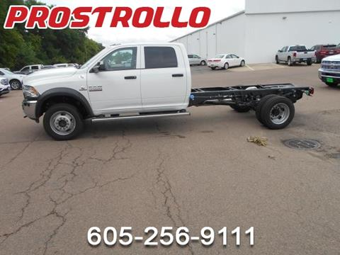 2016 RAM Ram Chassis 5500 for sale in Madison, SD