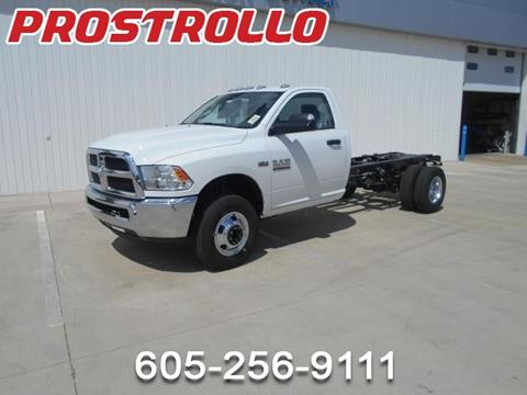2017 RAM Ram Chassis 3500 for sale in Madison, SD