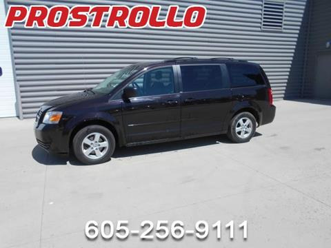 2010 Dodge Grand Caravan for sale in Madison, SD