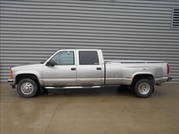 2000 Chevrolet C/K 3500 Series for sale in Madison, SD