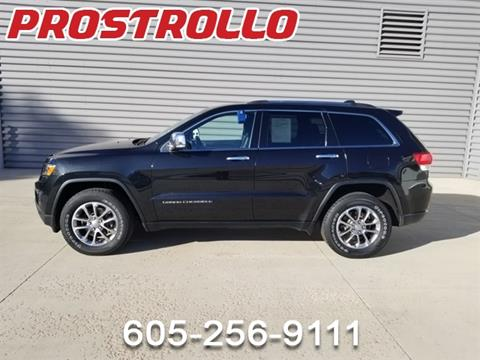 2014 Jeep Grand Cherokee for sale in Madison, SD