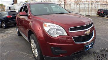 2012 Chevrolet Equinox for sale in Chicago, IL