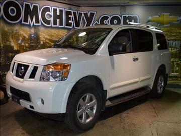 nissan armada for sale in illinois. Black Bedroom Furniture Sets. Home Design Ideas