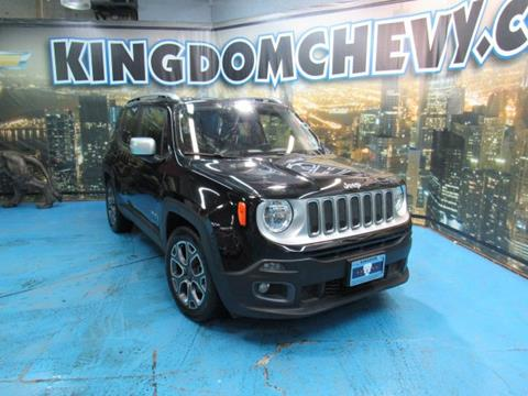 2016 Jeep Renegade for sale in Chicago, IL
