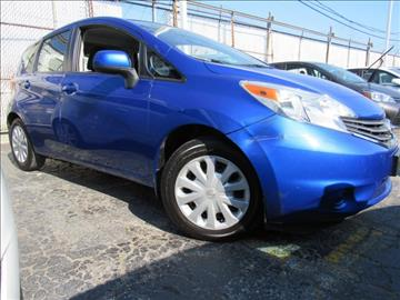 2014 Nissan Versa Note for sale in Chicago, IL