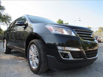 2015 Chevrolet Traverse for sale in Chicago, IL