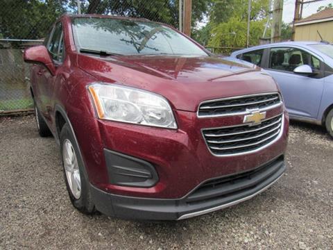 2016 Chevrolet Trax for sale in Chicago, IL