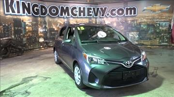 2015 Toyota Yaris for sale in Chicago, IL