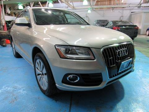 2013 Audi Q5 Hybrid for sale in Chicago, IL