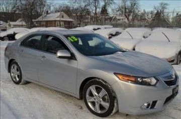 2013 Acura TSX for sale in Chicago, IL