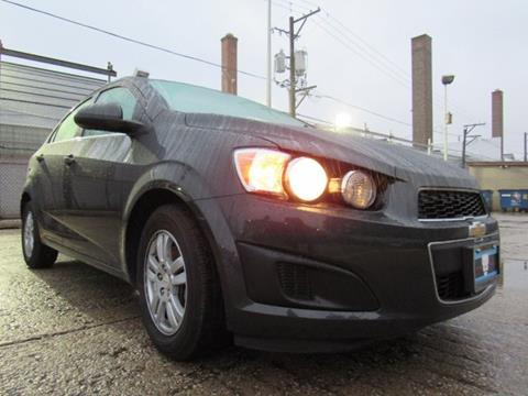 2016 Chevrolet Sonic for sale in Chicago, IL