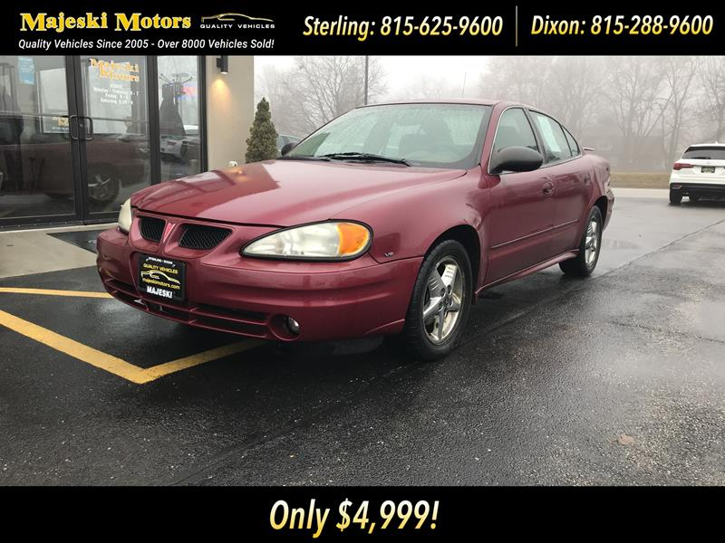 pontiac grand am for sale in illinois