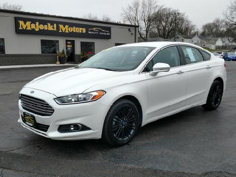 Ford fusion for sale sterling il for Majeski motors sterling il