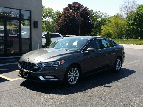 2017 Ford Fusion for sale in Sterling, IL