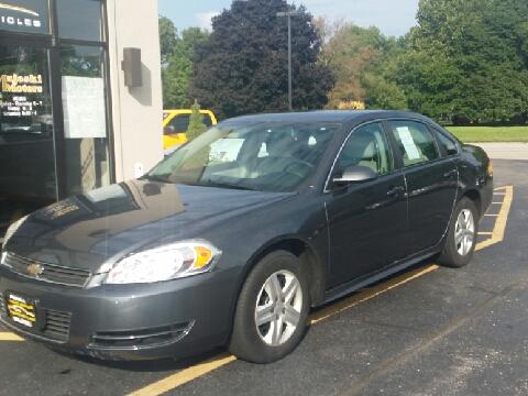 Chevrolet impala for sale sterling il for Majeski motors sterling il
